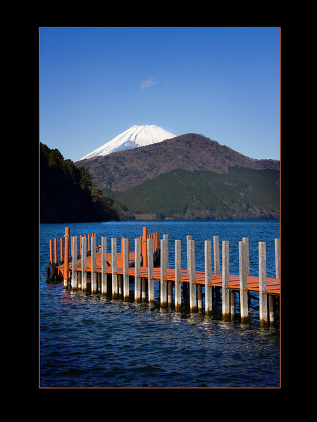 Mt Fuiji