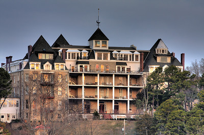 Crescent Hotel 2 Eureka Springs, AR
