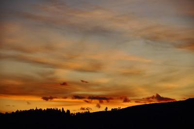 10/07/09  Sunset