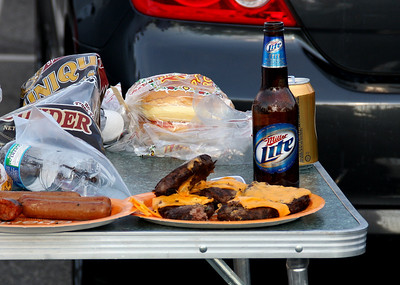 June 20th...Tailgater's eats at a Phillie's game!