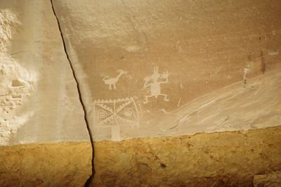 Chaco Canyon, Petroglyphs