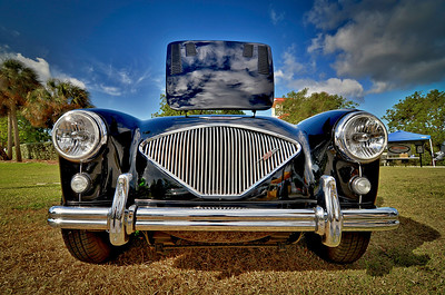 Wednesday, May 16, 2012. I reposted this photo because I'm happy to say it was sold. Thanks for your support. This photo was taken at the Wheels Across the Pond British Classic Car and Motorcycle Show at Carlin Park, Jupiter, FL., April 7, 2012.