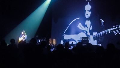 Tuesday, May 1, 2012. Rodrigo y Gabriela and C.U.B.A. perform at the Fillmore in Miami on South Beach. Here is Gabriela's solo performance. One of many.