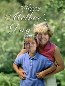 Sunday, May 13, 2012. Happy Mother's Day goof.