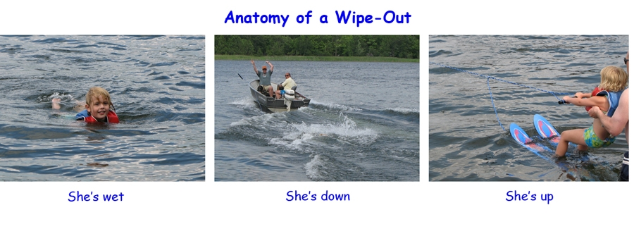 Anatomy of a Wipe Out