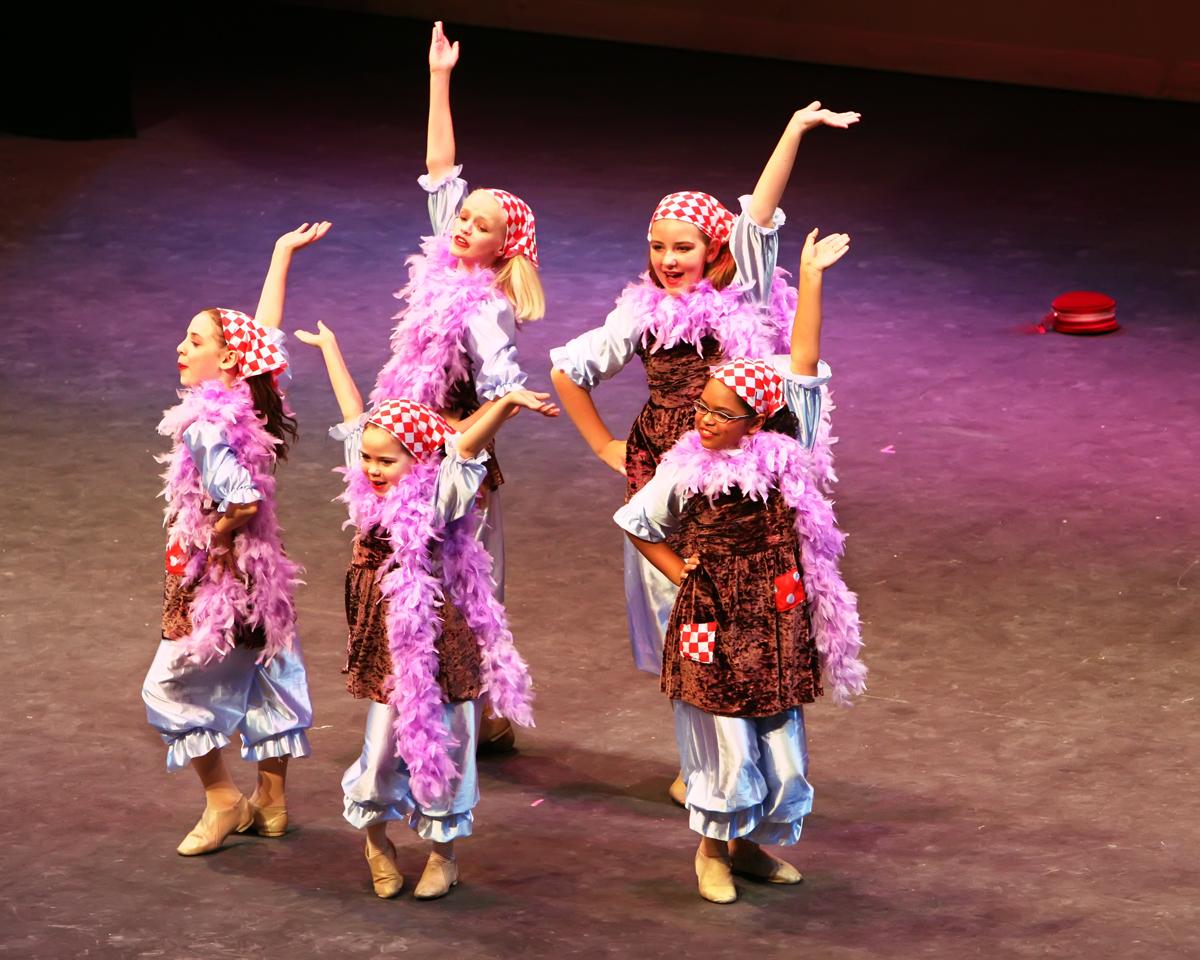 Hopkins Dance Recital (May 29, 2009)