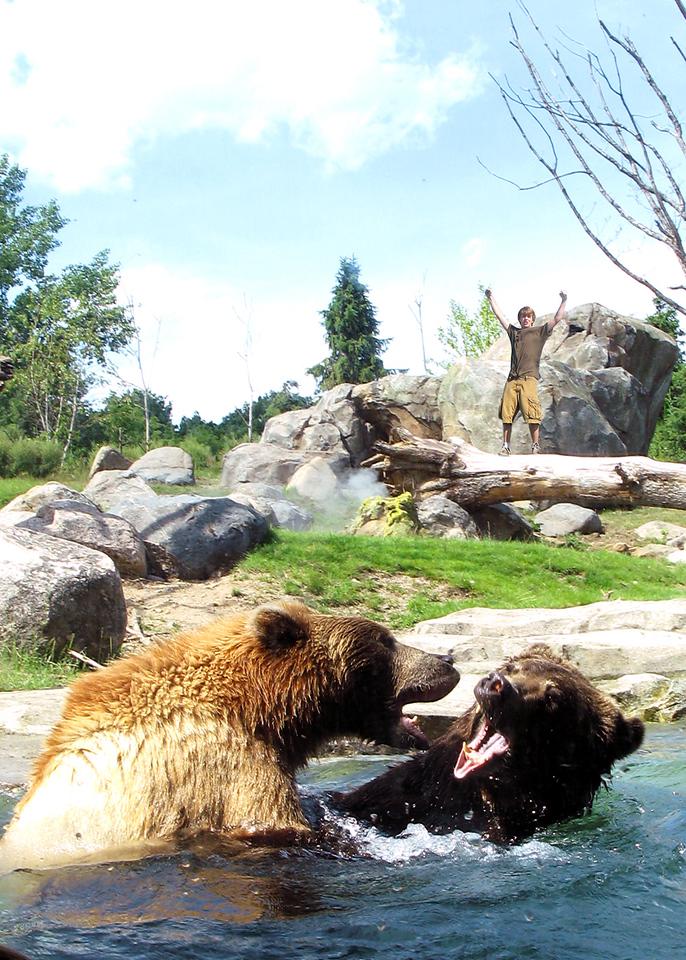 Sam teases the Bears!