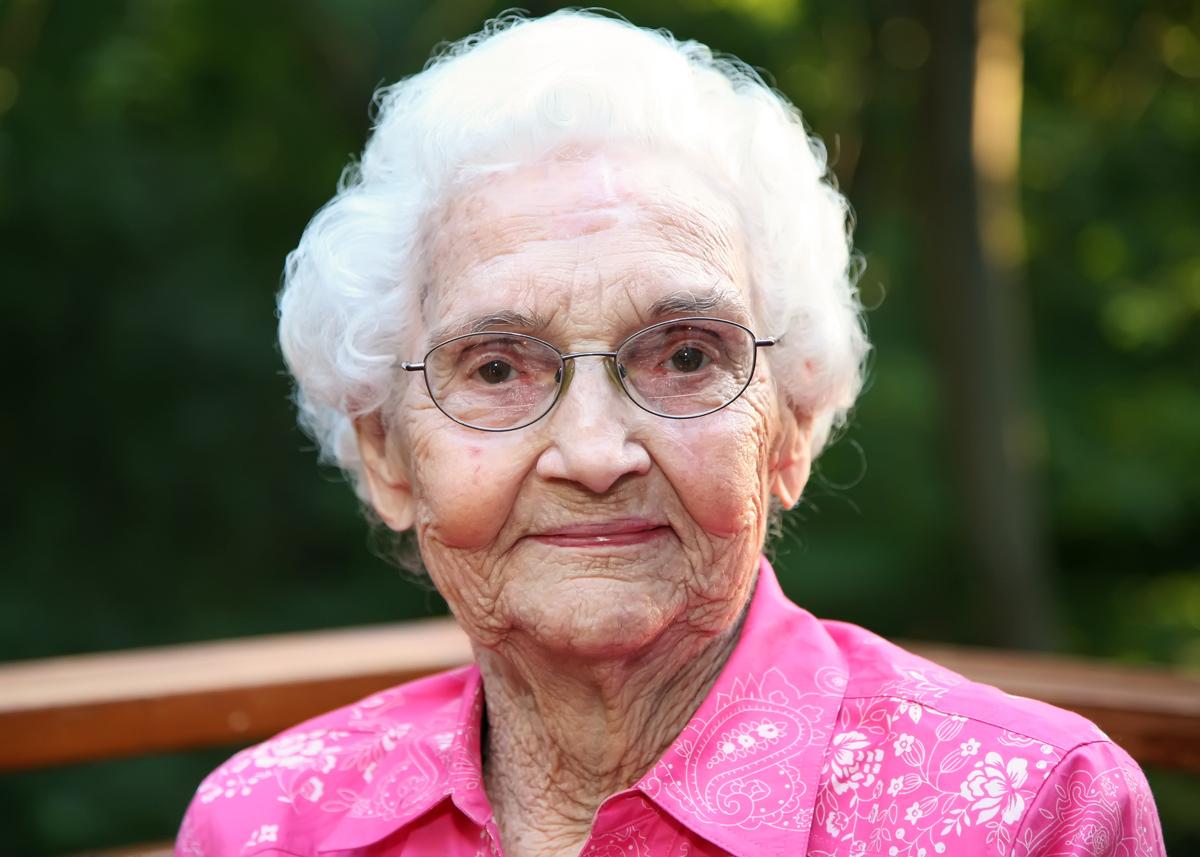 Granny Annie...