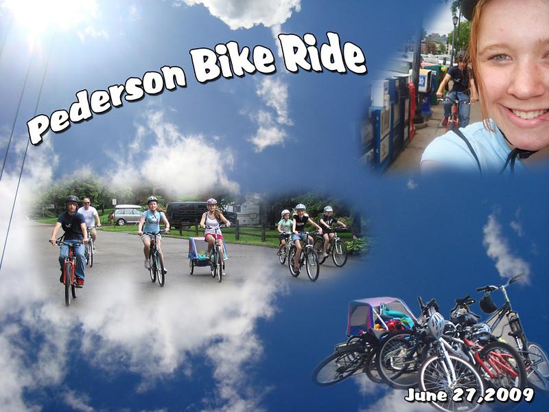 Another Pederson big Adventure!
