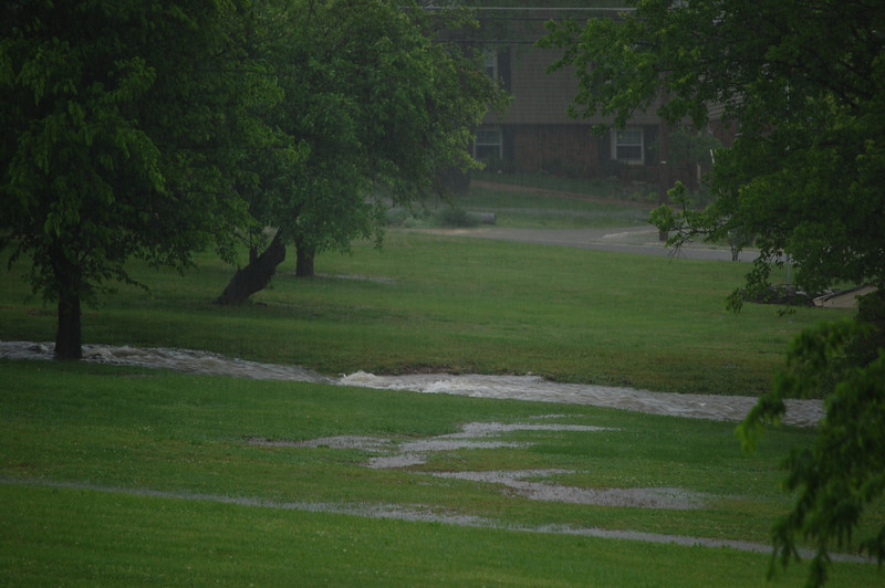"""5/2/10:  we received 15""""-16"""" of the wet stuff in the last 36 hours.  It resulted in a little cabin fever for us but there are alot of folks in the Nashville area that got wiped out in the ensuing flood, and about 11 lost their lives this weekend.  very nasty stuff."""