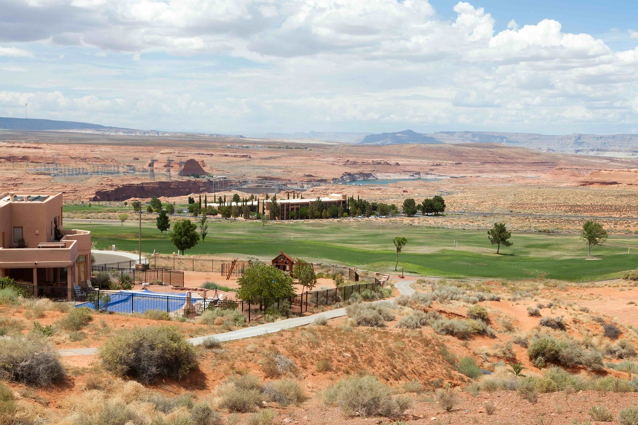 Golf Course, Page, Arizona