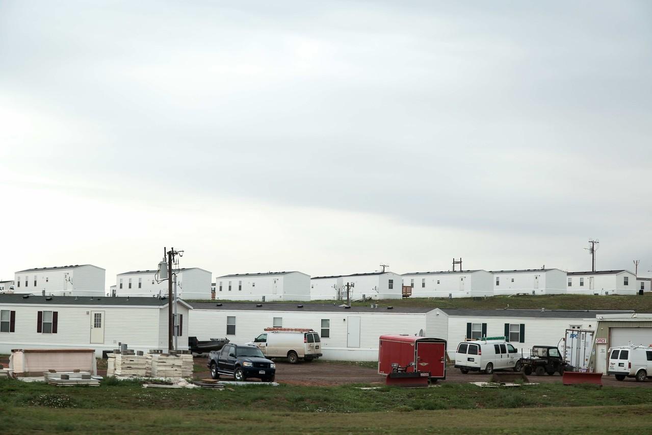 Man Camp, North Dakota