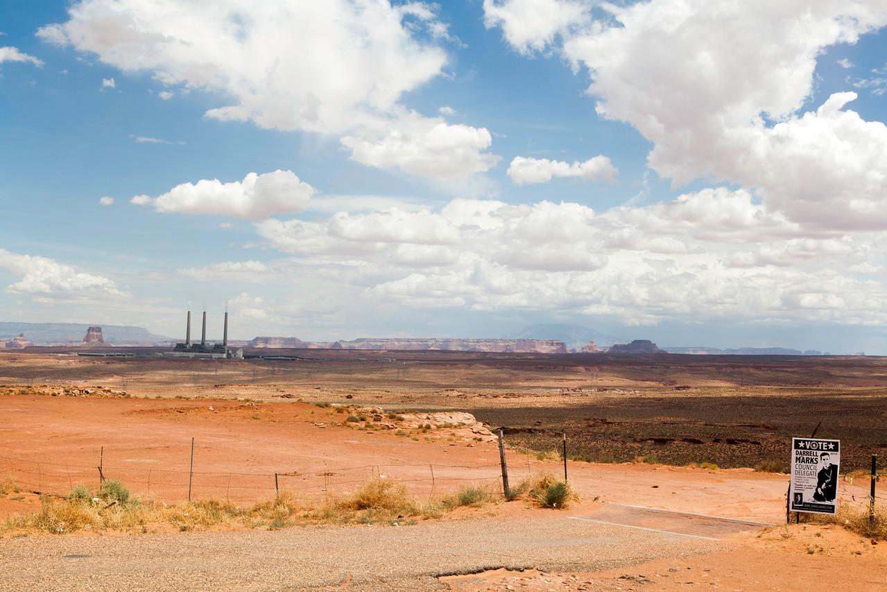 Navaho Generating Station, Page, Arizona
