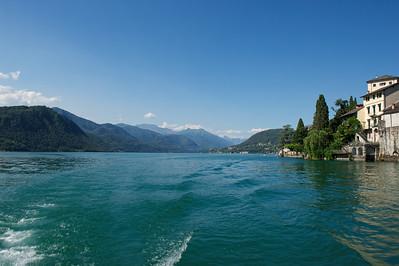 Lago di Orta, Piedmont, Italy.