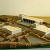 In 1968 the Erebuni Museum of History was established. Its opening was timed to coincide with the 250th anniversary of Yerevan. The museum houses items uncovered during the excavations at Arin Berd ...above is a replica of the site as it appeard in its original state. v