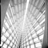 More Milwaukee Art Museum, pinhole photograph