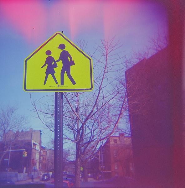 Walking Sign
