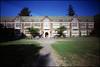 Eliot Hall, Reed College, Portland, Oregon.