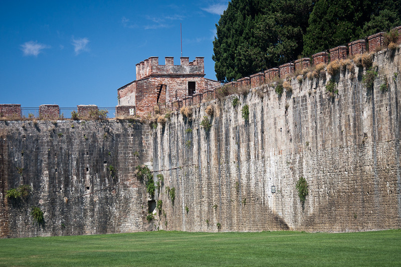Pisa City Walls