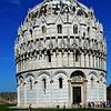 Baptistry in Pisa Itally Built in 1153