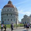 Bapistary in Pisa Italy
