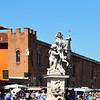 Statue in Pisa Italy