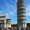 Leaning Tower of Pisa in Italy 2