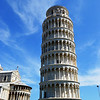 Leaning Tower of Pisa in Italy 300