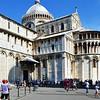 Church in Pisa Italy