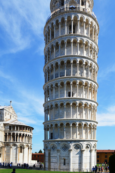 Leaning Tower of Pisa in Italy 3