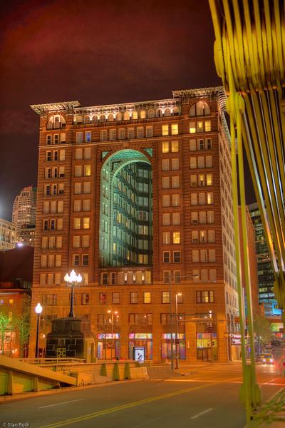 Renaissance Pittsburgh  Hotel (formerly Fulton Building), Pittsburgh, Pennsylvania