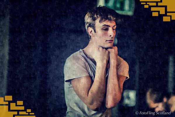Thomas Baylis - Dancer