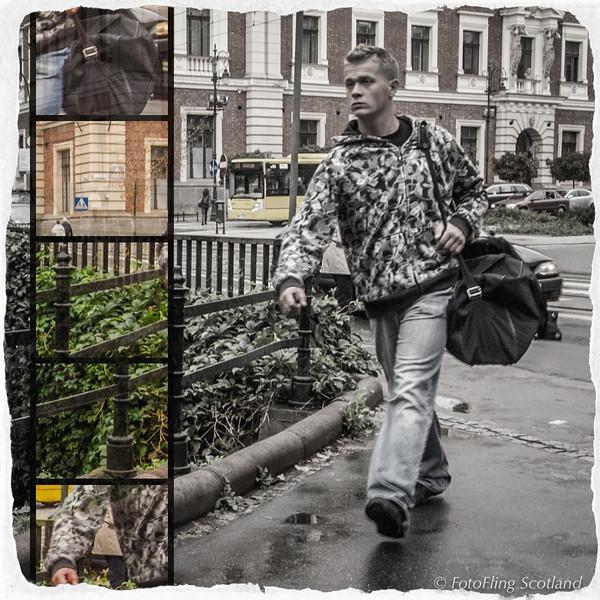 The Boy From Kraków