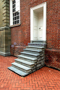 Steps from Independence Hall, Philadelphia
