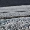 Looking across the mighty Aletsch Glacier