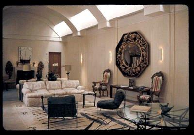 Opus One Lobby