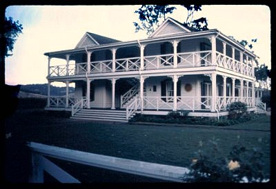Home of  British actress Lillie Langtry between 1888-1906, Guenoc Vineyards, Lake County, C