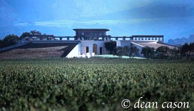 Opus One Winery, Oakville, Napa Valley, CA