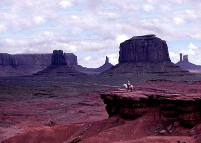 Monument Valley, AZ  (the tourist shot)
