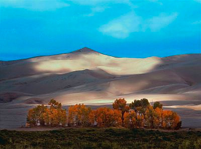 Great Sand Dunes Nat. Mon.