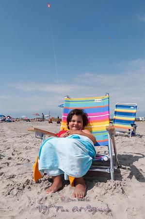Wildwoods Beach, NJ.