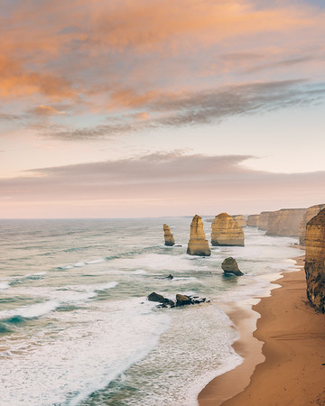 Apostles - Great Ocean Road - NSW, Australia