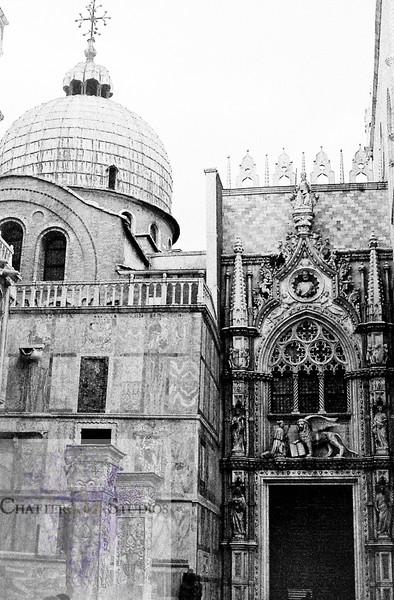Architecture of Venice Italy