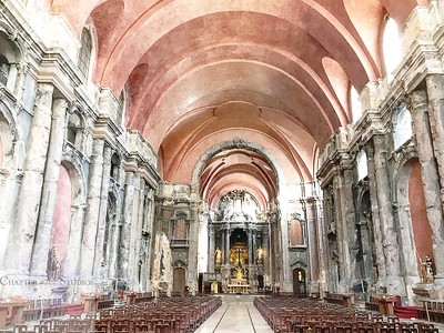 Sao Domingo (St. Dominic's church), LIsbon, Portugal
