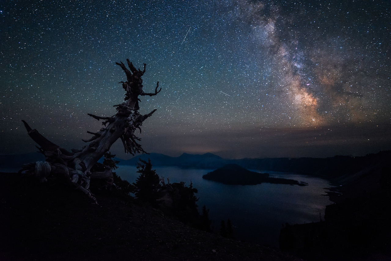 Run Away With Me // Crater Lake NP, Oregon