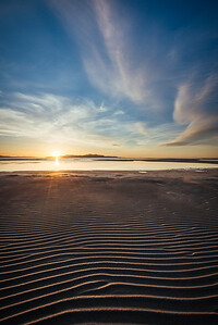 Ripples in Time - The Great Salt Lake - Salt Lake City, Utah