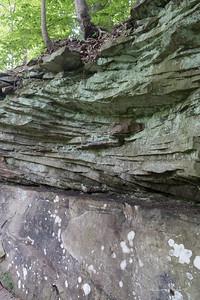 Cliffs at Brandywine Falls