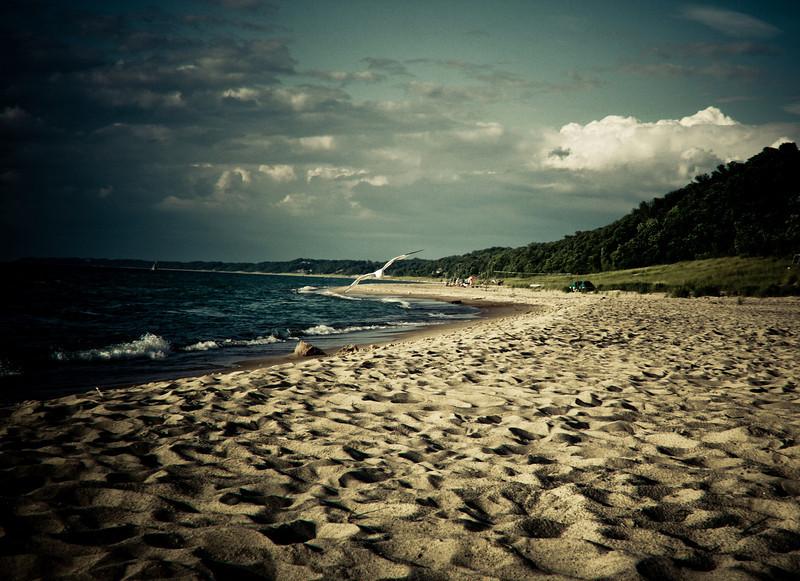 Birchwood Beach.