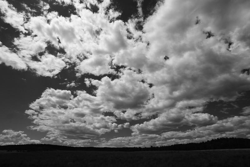 Cloudy.