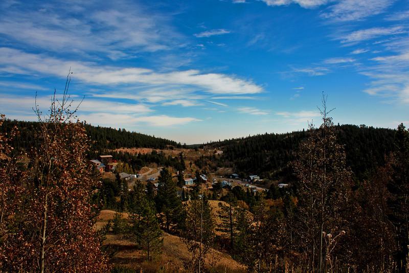 Ward, Colorado.